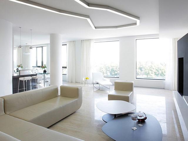 Минимализм в дизайне современных квартир