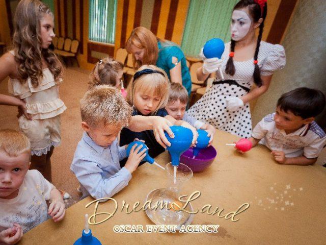 Где отпраздновать день рождения ребенка в Киеве?